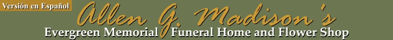 Allen G. Madison's Evergreen Funeral Home and Flower Shop - Dallas, TX
